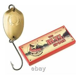 1/10oz. GOLD THE BUEL SPOON LEGENDARY LURES 2020 Cook Islands 1/10oz gold coin