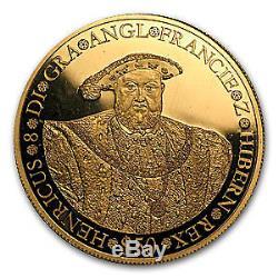 2006 Cook Islands 1 oz Gold Henry VIII SKU#64723