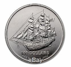 2009 Cook Islands 1 oz Platinum Bounty Coin SKU #115832