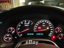 2010 Corvette C6 Z06 Seats