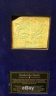 2012 Cook Island $20 Masterpieces of Art Nefertiti Premium Edition Silver Proof