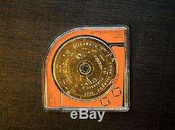 2015 1 oz Cook Islands $100 Gold Armillary Coin Valcambi