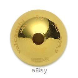2015 5x 5 gram Cook Islands $20 Gold Sphere Coin Valcambi SKU #94102