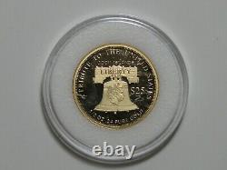 2016 Cook Islands $25 Liberty 1/2 oz. 240 Fine Gold