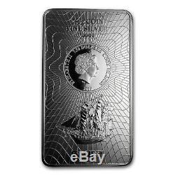 2017 250 gram Silver Cook Islands Bounty Coin Bar (. 9999 Fine) SKU#155370