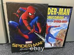 2017 $5 Cook Islands Spider-Man Homecoming 1oz. 999 Silver Coin PCGS PR70DCAM FD