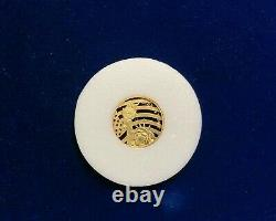 2017 $5 GOLD COOK ISLANDS 1/10 oz (. 24 PURE) LIBERTY BELL GOLD COIN
