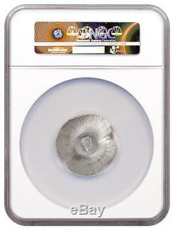 2017 Cook Is Remembrance Poppy Shaped 1 oz Silver $5 NGC PF70 UC ER SKU49400