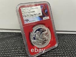 2017 Cook Islands Marvel Spiderman Homecoming NGC PF70 MERCANTI FIRST RELEASES