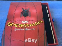 2017 Marvel Spider-Man Homecoming PF70 MERCANTI FIRST RELEASES