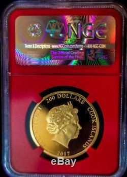 2017 Spiderman Home Coming Coin PR70 1 oz Gold