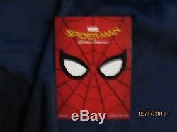 2017 Spiderman Homecoming $25 Silver 5 oz NGC PF70 UC FDI MERCANTI SIGNED