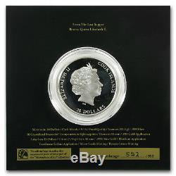2018 Cook Islands Gold/Silver the Last Supper Proof SKU#166795