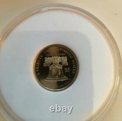 2020 COOK ISLAND $5 LIBERTY 1/10 OZ. 24 PURE GOLD COLLECTOR COIN With COA