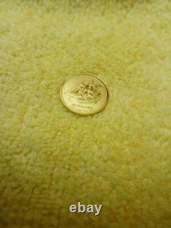 2020 Cook Island 10th oz 10 Dollar Gold coin