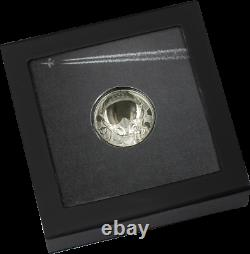 2020 Cook Islands $250 Real Heroes Fighter Pilot 1 oz Platinum Coin 199 Made