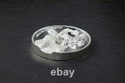 2020 Cook Islands $5 Vinales Meteorite High Relief 1oz Silver Proof Coin OGP