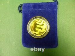 2020 Gold American Eagle Coin Quintuple $5