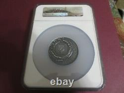 2020 Steampunk 3 Oz. NGC MS70 Silver $20 Cook Island Antique Finish Coin