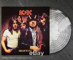 AC/DC HIGHWAY TO HELL & HIGH VOLTAGE 2018 2x Cook Islands 1/2oz silver
