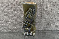 Bosko Ceramic Mug Cook Island II Green 9x3.25x3.5