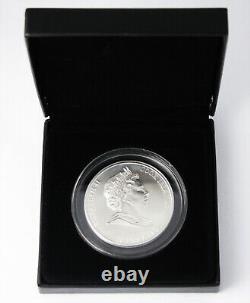 Cook Islands 20 $ Silver 3 Oz Leonardo Da Vinci Last Supper 2008 Box + Coa