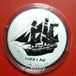 Cook Islands 20 x1 Dollar 2020 Silber 1 Oz #F3626 Bounty New Generation ST-BU