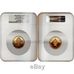 Cook Islands 2006 Jack Nicklaus $500 Gold NGC PF69 ULTRA CAMEO SKU#2546