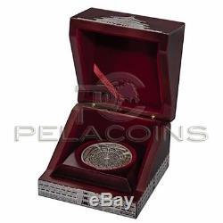 Cook Islands 2015 20$ Temple of Heaven Beijing 4 Layer 100g Silver
