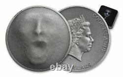 Cook Islands (2019) Still Trapped 1oz silver coin (5 NZ$)
