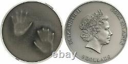 Cook Islands (2020) Still Trapped 1oz silver coin (5 NZ$)