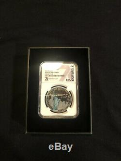 Miss Liberty One Ounce Silver Coin