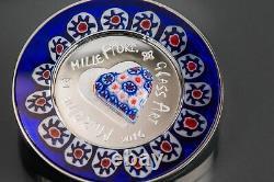 Murrine Millefiori Glass Art 2016 Cook Is $5 Silver Coin Ngc Pf 69 Uc