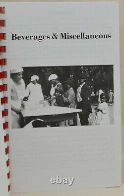 Penn School & Sea Islands Heritage Cookbook 1978 Rare African American Cook Book