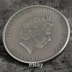 STILL TRAPPED 2020 Cook Islands $5 Dollar 1oz Silver Coin + Box/COA SOLD OUT