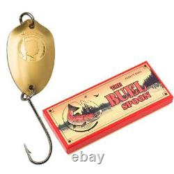 THE BUEL SPOON LEGENDARY LURES 2020 Cook Islands 1/10oz gold coin